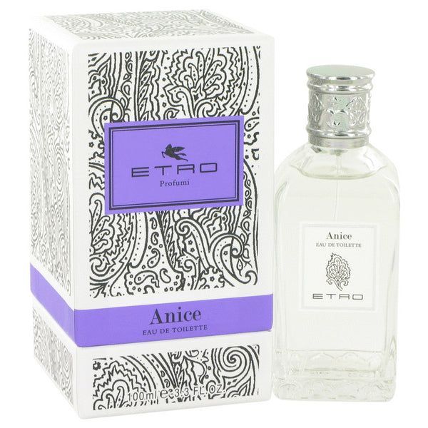 Eau De Toilette Spray (Unisex) 3.4 oz, Anice by Etro