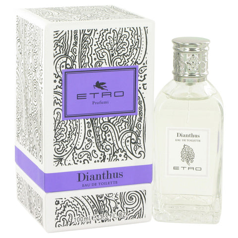 Eau De Toilette Spray (Unisex) 3.4 oz, Dianthus by Etro