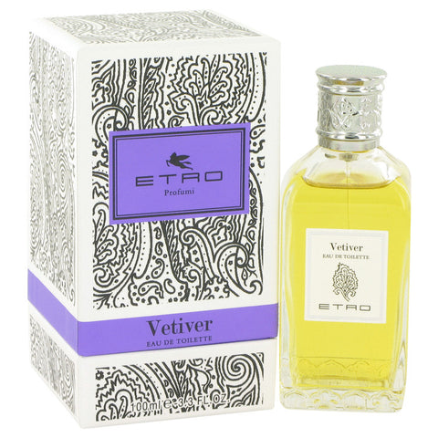 Eau De Toilette Spray (Unisex) 3.4 oz, Etro Vetiver by Etro