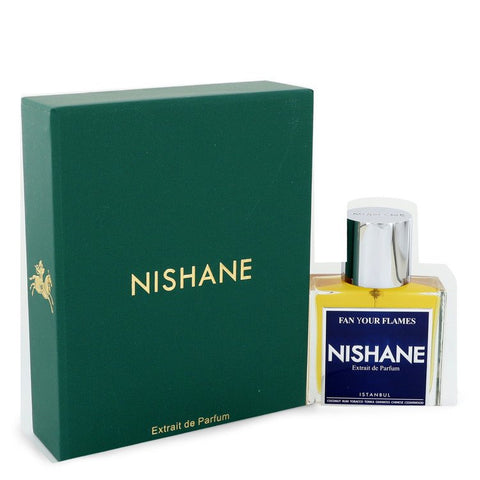 Fan Your Flames by Nishane for Women. Extrait De Parfum Spray (Unisex) 1.7 oz