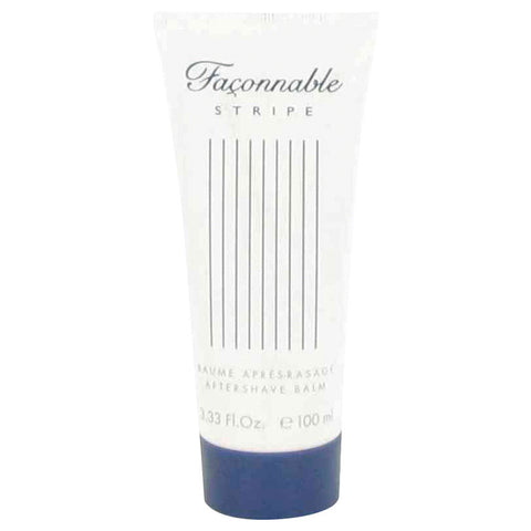 Faconnable Stripe by Faconnable for Men. After Shave Balm 3.4 oz