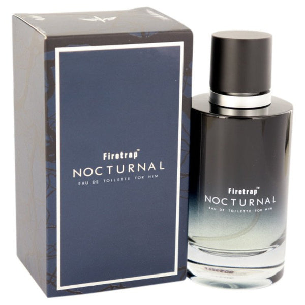 Eau De Toilette Spray 3.38 oz, Firetrap Nocturnal by Firetrap