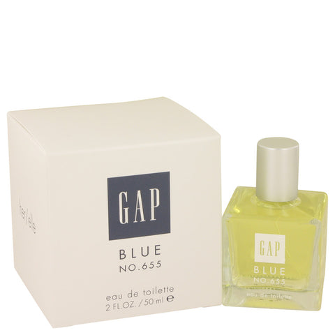 Eau De Toilette Spray 2 oz, Gap Blue No. 655 by Gap