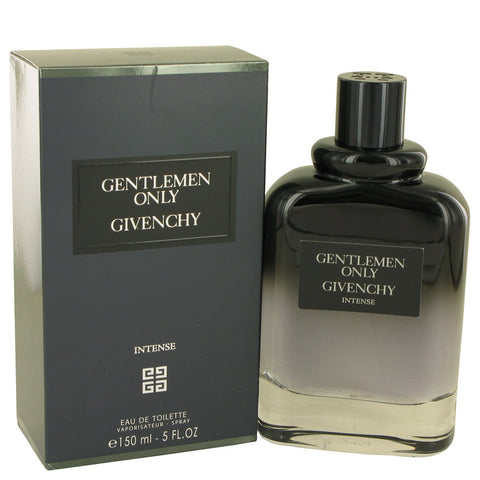 Eau De Toilette Spray 5 oz, Gentlemen Only Intense by Givenchy