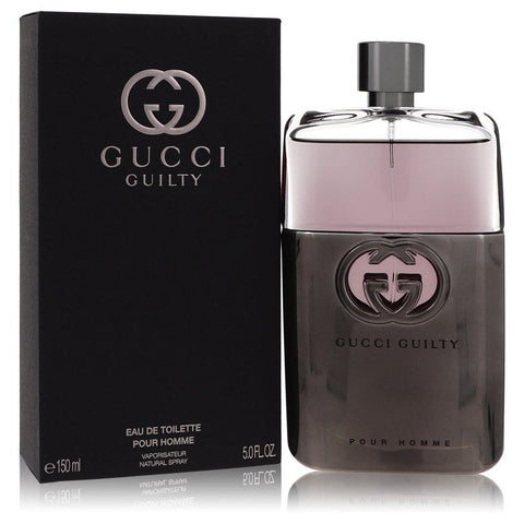 Eau De Toilette Spray 5 oz, Gucci Guilty by Gucci
