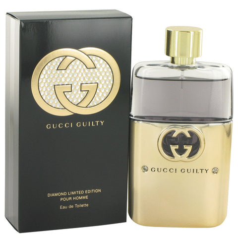 Eau De Toilette Spray 3 oz, Gucci Guilty Diamond by Gucci