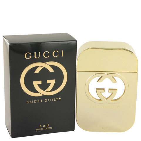 Eau De Toilette Spray 2.5 oz, Gucci Guilty Eau by Gucci
