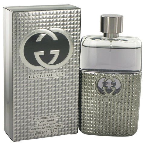 Eau De Toilette Spray 3 oz, Gucci Guilty Stud by Gucci