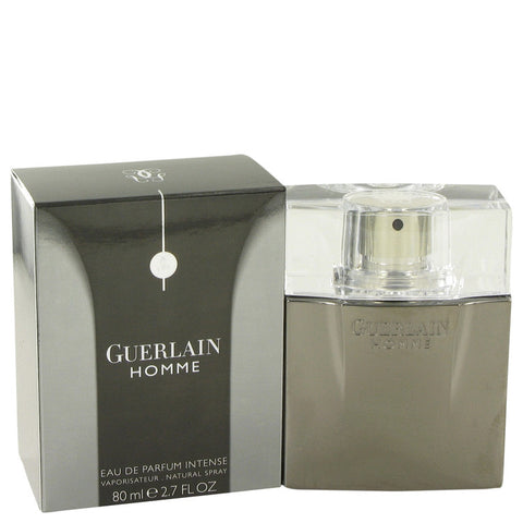 Eau De Parfum Spray 2.7 oz, Guerlain Homme Intense by Guerlain