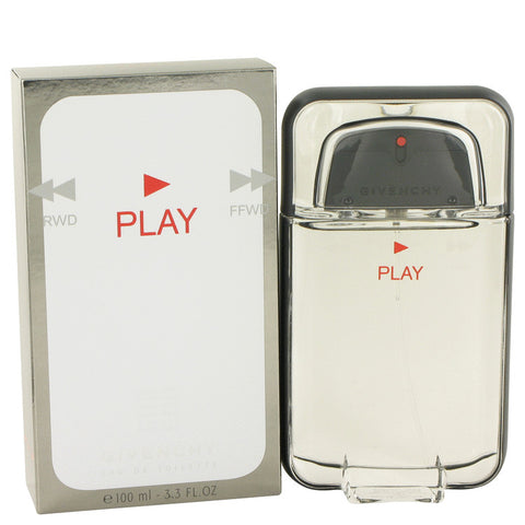 Eau De Toilette Spray 3.4 oz, Givenchy Play by Givenchy