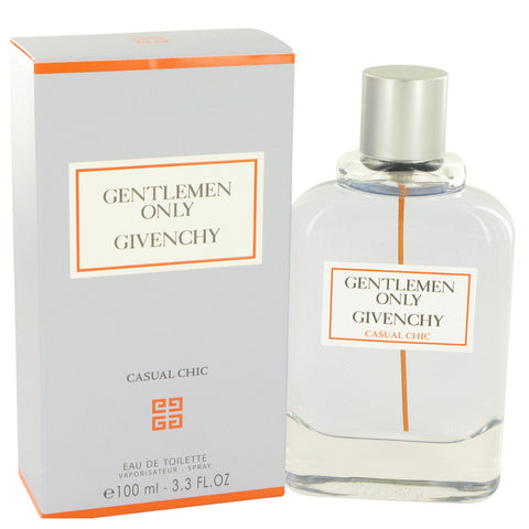 Eau De Toilette Spray 3.3 oz, Gentlemen Only Casual Chic by Givenchy