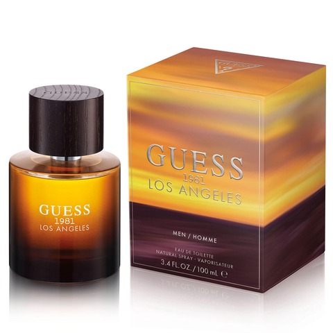 Guess 1981 Los Angeles by Guess for Men. Eau De Toilette Spray 3.4 oz