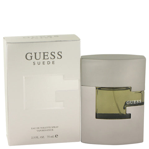 Eau De Toilette Spray 2.5 oz, Guess Suede by Guess