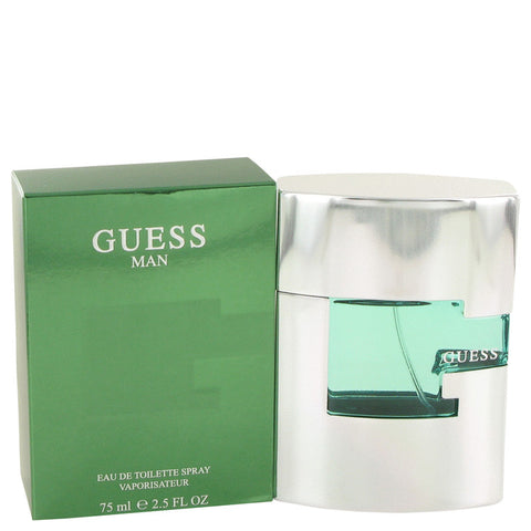 Eau De Toilette Spray 2.5 oz, Guess (New) by Guess
