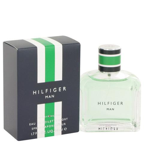 Eau De Toilette Spray 1.7 oz, Hilfiger Man Sport by Tommy Hilfiger