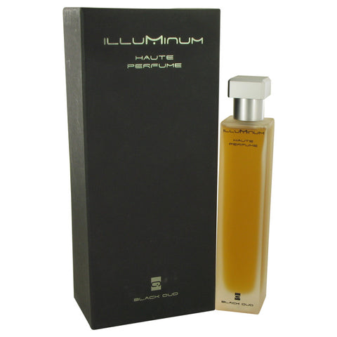 Eau De Parfum Spray 3.4 oz, Illuminum Black Oud by Illuminum
