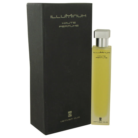 Eau De Parfum Spray 3.4 oz, Illuminum Vetiver Oud by Illuminum