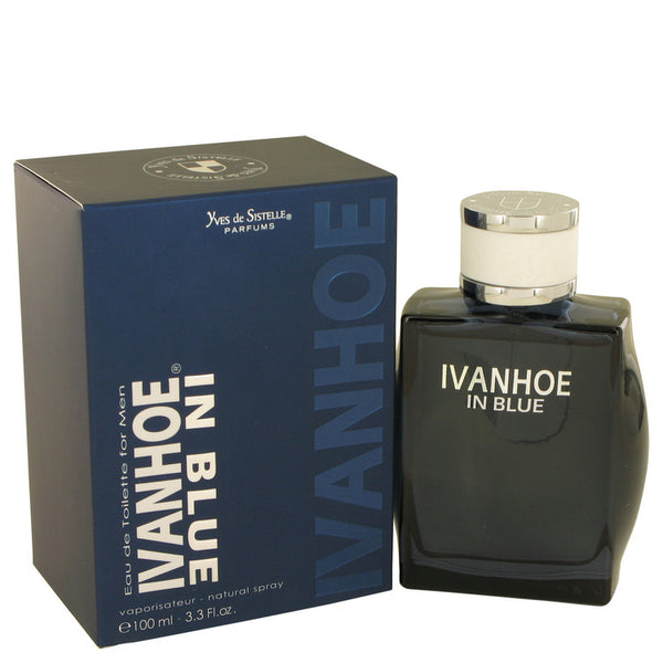 Eau De Toilette Spray 3.3 oz, Ivanhoe In Blue by Yves De Sistelle