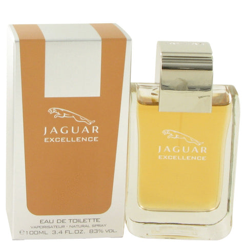 Eau De Toilette Spray 3.4 oz, Jaguar Excellence by Jaguar