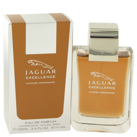 Eau De Parfum Spray 3.4 oz, Jaguar Excellence Intense by Jaguar