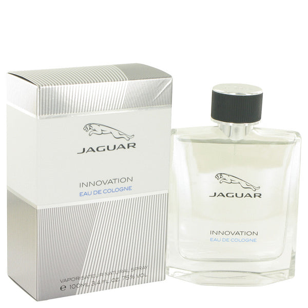 Eau De Cologne Spray 3.4 oz, Jaguar Innovation by Jaguar