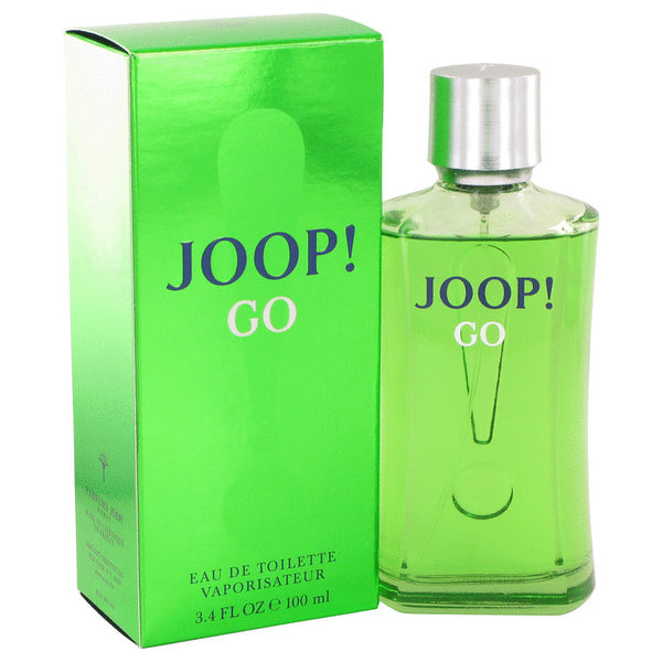 Eau De Toilette Spray 3.4 oz, Joop Go by Joop!