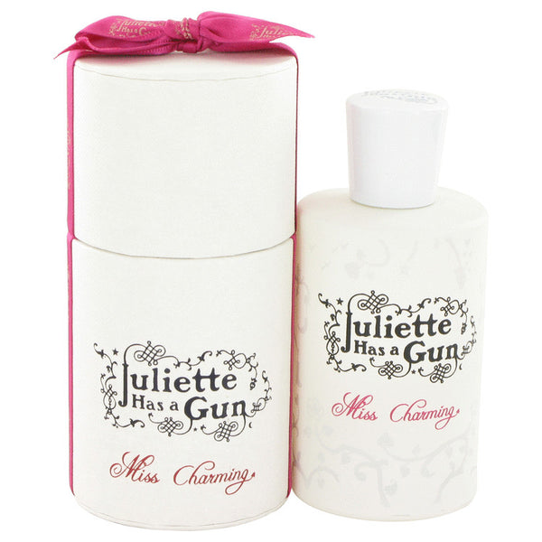 Eau De Parfum Spray 3.4 oz, Miss Charming by Juliette Has a Gun