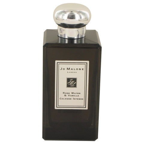 Cologne Intense Spray (Unisex Unboxed) 3.4 oz, Jo Malone Rose Water & Vanilla by Jo Malone
