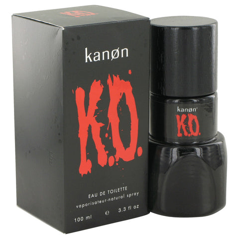 Eau De Toilette Spray 3.3 oz, Kanon Ko by Kanon