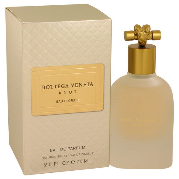 Eau De Parfum Spray 2.5 oz, Knot Eau Florale by Bottega Veneta