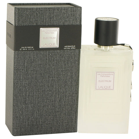 Eau De Parfum Spray 3.3 oz, Les Compositions Parfumees Electrum by Lalique