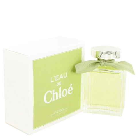 Eau De Toilette Spray 3.4 oz, L`eau De Chloe by Chloe
