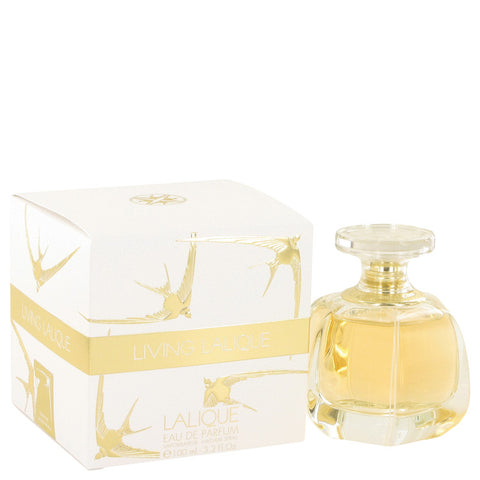 Eau De Parfum Spray 3.3 oz, Living Lalique by Lalique