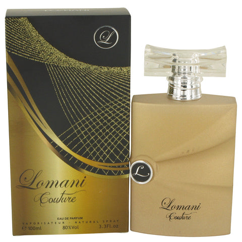 Eau De Parfum Spray 3.4 oz, Lomani Couture by Lomani