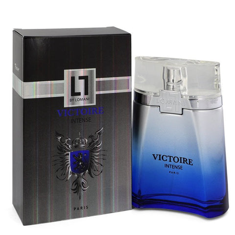Victoire Intense by Lomani for Men. Eau De Toilette Spray 3.3 oz