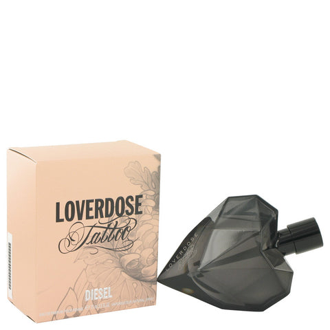 Eau De Parfum Spray 2.5 oz, Loverdose Tattoo by Diesel