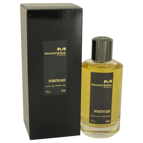 Eau De Parfum Spray 4 oz, Mancera Intensive Aoud Black by Mancera