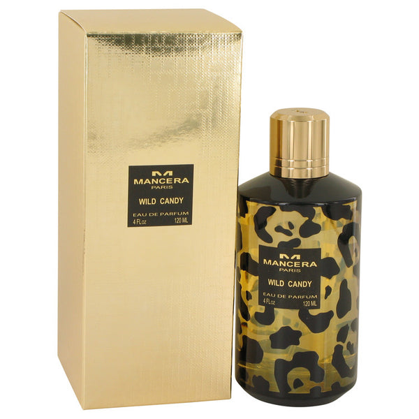 Eau De Parfum Spray 4 oz, Mancera Wild Candy by Mancera