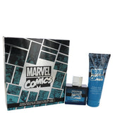 Gift Set (2.5 oz Eau De Toilette Spray + 5 oz Shower Gel), Marvel Comics Super Hero by Marvel