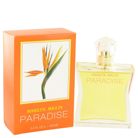 Eau De Parfum Spray 3.4 oz, Marilyn Miglin Paradise by Marilyn Miglin