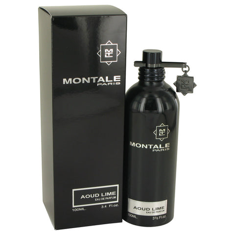 Eau De Parfum Spray (Unisex) 3.4 oz, Montale Aoud Lime by Montale