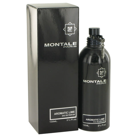 Eau De Parfum Spray 3.3 oz, Montale Aromatic Lime by Montale