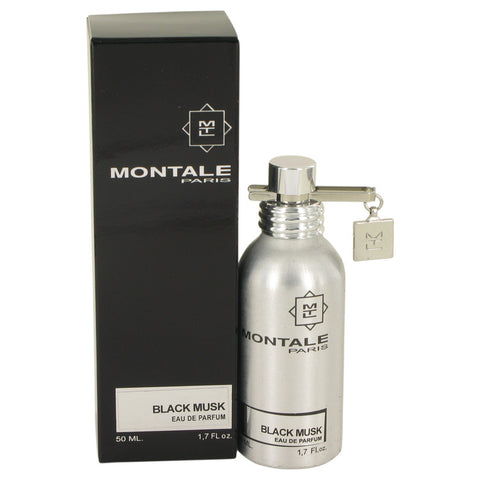 Eau De Parfum Spray (Unisex) 1.7 oz, Montale Black Musk by Montale