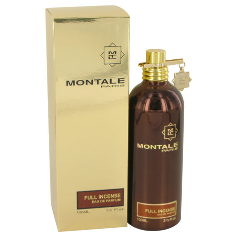 Montale Full Incense by Montale for Women. Eau De Parfum Spray (Unisex) 3.4 oz