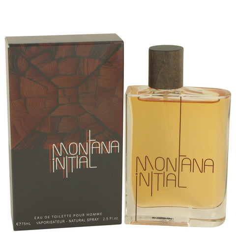 Eau De Toilette Spray 2.5 oz, Montana Initial by Montana