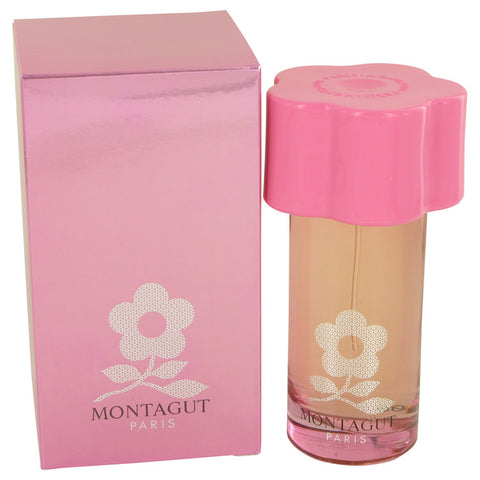 Eau De Toilette Spray 1.7 oz, Montagut Pink by Montagut