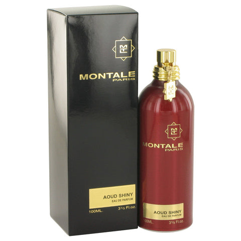 Eau De Parfum Spray 3.3 oz, Montale Aoud Shiny by Montale