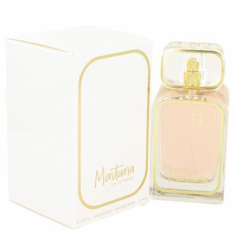 Eau De Parfum Spray 3.3 oz, Montana 80`s by Montana