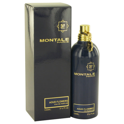 Eau De Parfum Spray 3.3 oz, Montale Aoud Flowers by Montale