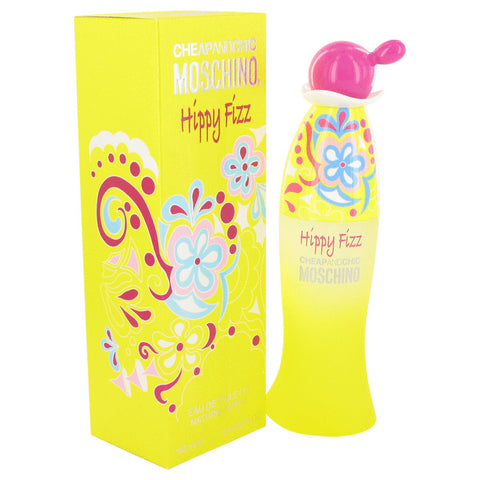 Eau De Toilette Spray 3.4 oz, Moschino Hippy Fizz by Moschino